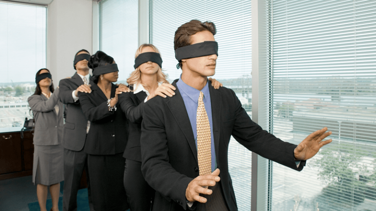 Are You Running Your Training Organization BLINDFOLDED?